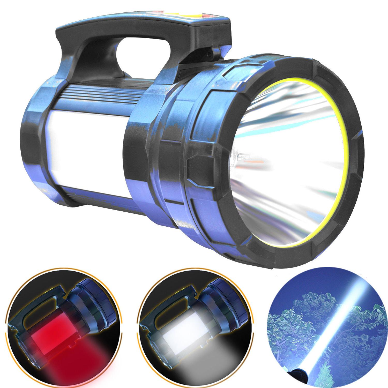 Super Searchlight Portable Spotlight flashlight
