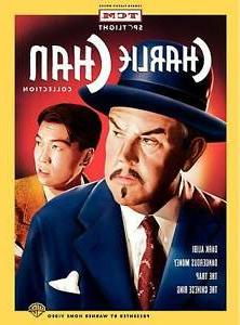 TCM Spotlight: Charlie Chan Collection   Buy More To Save $$