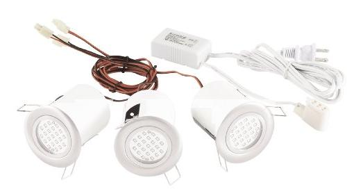 three light mini pot downlight