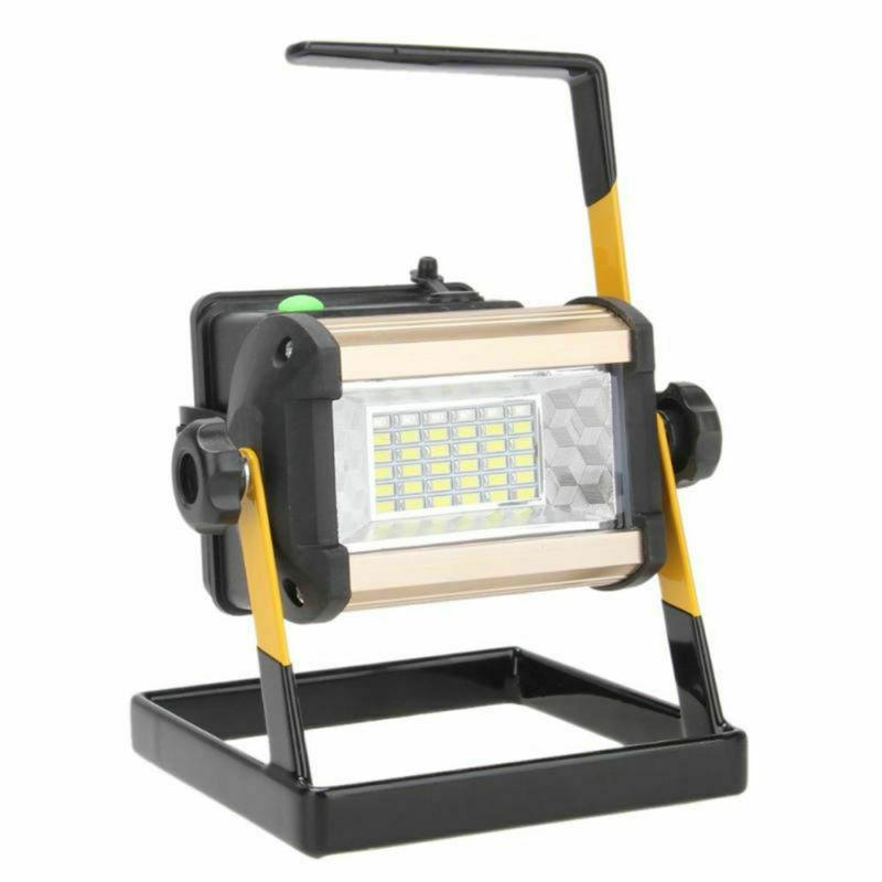 US STOCK Rechargeable Flood Light