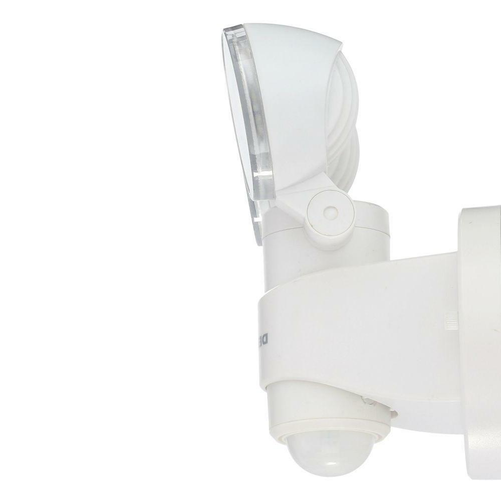 White LED Outdoor Security Light