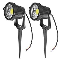 Landscape Lighting Led Kit Low Voltage Garden Outdoor Drivew
