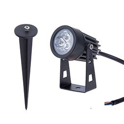 Lemonbest 6W Outdoor LED Landscape Lighting LED Mini Garden