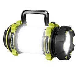 LE Portable LED Camping Lantern, USB Rechargeable, 2600mAh P