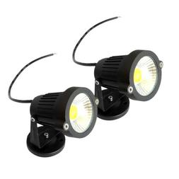 led landscape garden spotlights low voltage garden
