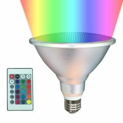 Led Light Bulb 20W Flood Outdoor Indoor Dimmable Rgb Color C