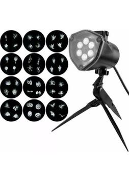 Gemmy - LED LightShow Projection | Whirl-A-Motion + Static I