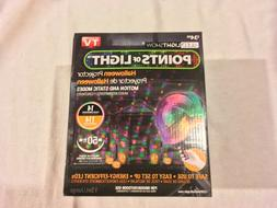 Gemmy Light Show Points of Light Halloween Projector with Wi