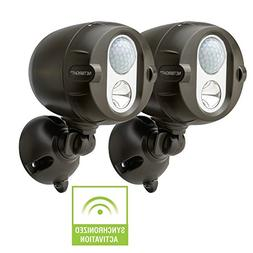 Mr Beams MBN352 Networked LED Wireless Motion Sensing Spotli