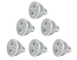 CTKcom MR16 LED Bulbs 110V~120V, 5W G5.3 LED Spotlight Equal