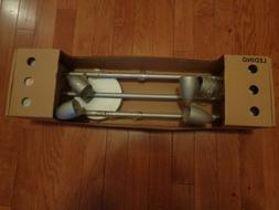 New IKEA Track light 5 spotlights LED or Halogen bulbs Flexi
