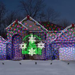 """Gemmy """"Orchestra of Lights"""" LED Projection Light Set with 5"""