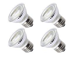 CTKcom 5W PAR16/HR16 LED Spotlight Bulb- E26/E27 Base COB Fl