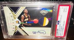 Paul George 2010 Panini Limited Gold Spotlight /10 RC Auto