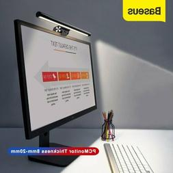 Baseus PC Desk Lamp LED Light Computer Monitor Touch Control
