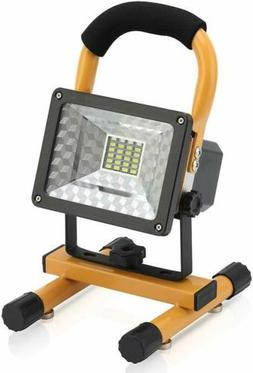 Portable LED Vaincre Outdoor Camping Lights 15W 24 LED Spotl