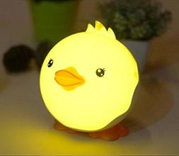 DGS PVC Touch Switch Night Light, Jungle Birdie Super Low Po