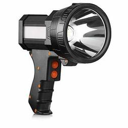 BUYSIGHT Rechargeable spotlight,Spot lights hand held large
