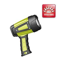 Durapower 500lm Shock-resistant Waterproof Rechargeable LED