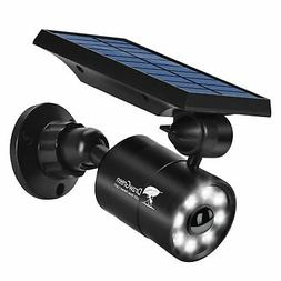 Solar Lights Outdoor Motion Sensor Aluminum,1400-Lumens Brig