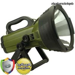 Spot Light Rechargable Power Powerful Camping Hunting Yard D