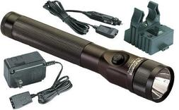 Streamlight Stinger DS LED Dual Switch Flashlight With AC/DC