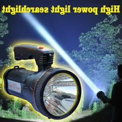 Odear Bright Spotlight Handheld Portable Searchlight LED Rec