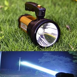 Odear Super Bright Torch Searchlight Handheld Portable LED S