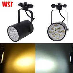 Excellent LED Track Spotlight Power 12W Warm White Lamp Ceil