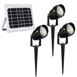 【Upgrade】Solar Spotlights Outdoor Landscape Solar Spot L