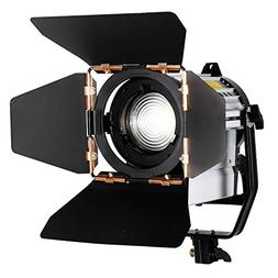 ASHANKS led Fresnel Spotlight, 150W Dimmable Studio Fresnel