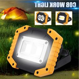 Xmund 30W USB LED COB 3 Modes Outdoor Portable Work Light Ca