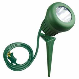 Yard Master 0434 LED 60W 200 Lumen Stake Light, 5 LEDs, Gree